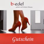 High Heels Training <br>Gutschein