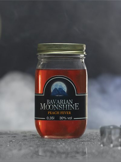 Bavarian Moonshine <br>Peach Fever
